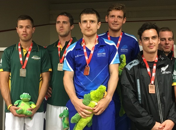 Mens WOrld CHamps Medalists 2016