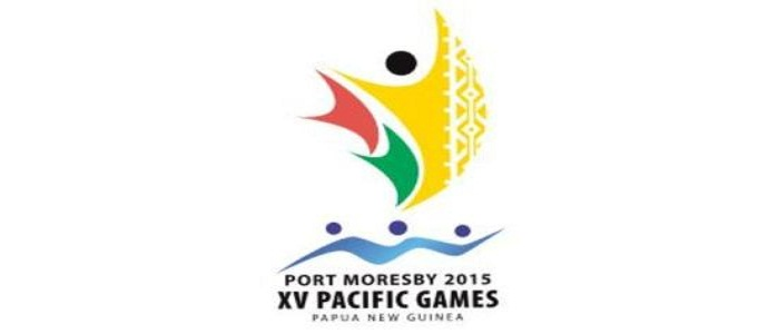 Pacific Games Logo Banner